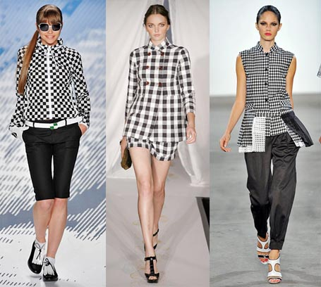 Spring 2009 Fashion Week Trend: Gingham