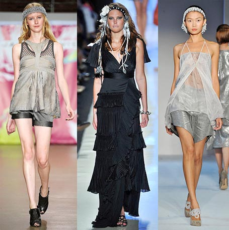 Spring 2009 Fashion Week Trend: Headbands
