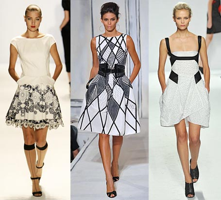 Spring 2009 Fashion Week Trend: Dresses with Pockets