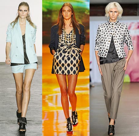 Spring 2009 Fashion Week Trend: Pushed Up Sleeves