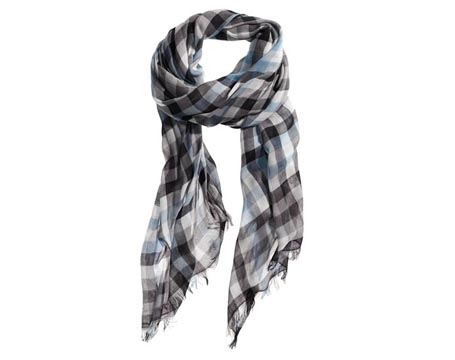 AE Multi Check Scarf
