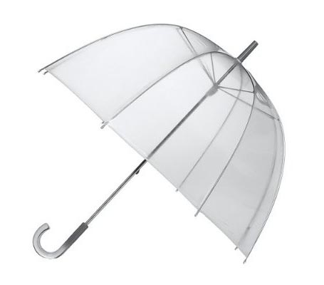 Bubble Clear Umbrella