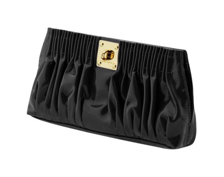 Nine West Precisely Gathered Clutch