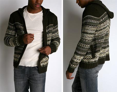 Mens Trend Alert: Fair Isle Sweaters - Omiru: Style for All