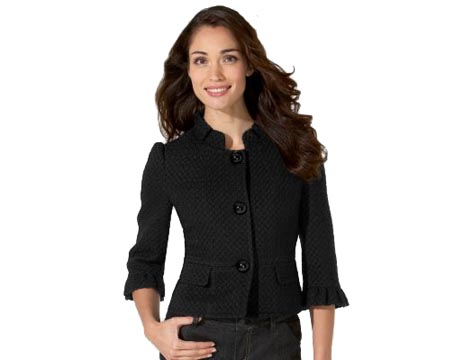 Sulden Wool 3-Button Jacket
