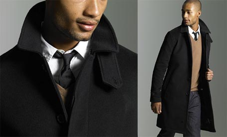 Sutherland Wool Cashmere Topcoat