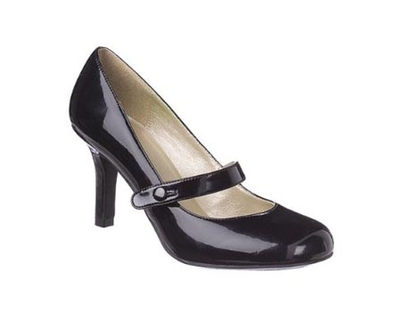 Xhilaration Skyler Patent Mary Jane Pumps