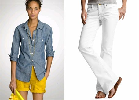 chambray-shirt-low-rise-boot-cut-white-jeans_051309