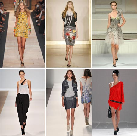 Spring 2010 Fashion Week Trend Roundup