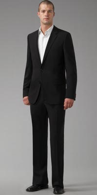 Hugo Wool Suit
